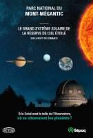 LE GRAND SYSTÈME SOLAIRE DE LA RÉSERVE DE CIEL ÉTOILÉ