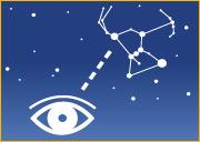 Combien d'étoiles sont visibles à l'œil nu?