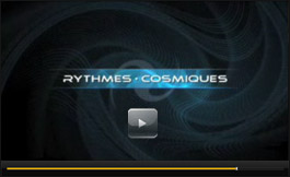 Attend a showing of Cosmic Rhythms,