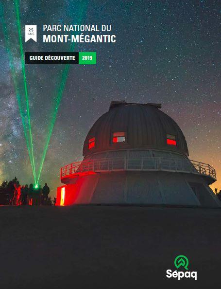 Journal du parc national du Mont-Mégantic