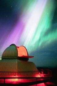 Mount Megantic Popular Observatory - Sebastien Gauthier