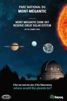 MONT MEGANTIC DARK SKY RESERVE GREAT SOLAR SYSTEM